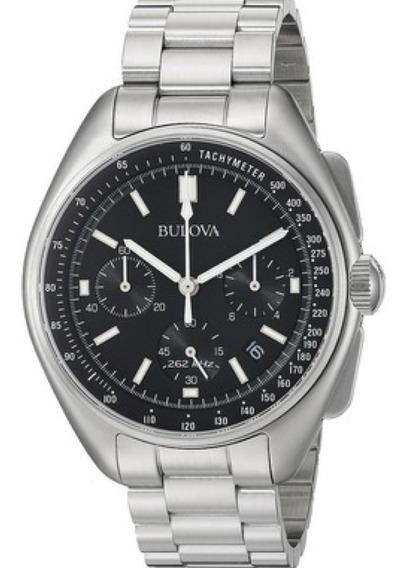 Relógio Bulova 96b258 Lua Apollo 15 Edição Especial 262khz