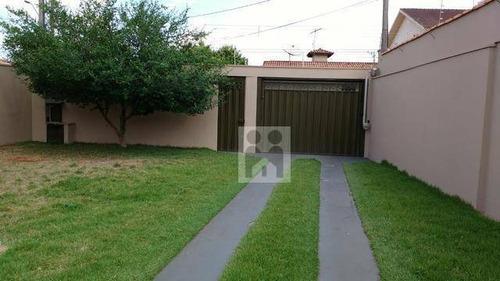 Imagem 1 de 4 de Casa Com 1 Dormitório À Venda, 275 M² Por R$ 320.000,01 - Residencial E Comercial Palmares - Ribeirão Preto/sp - Ca0446