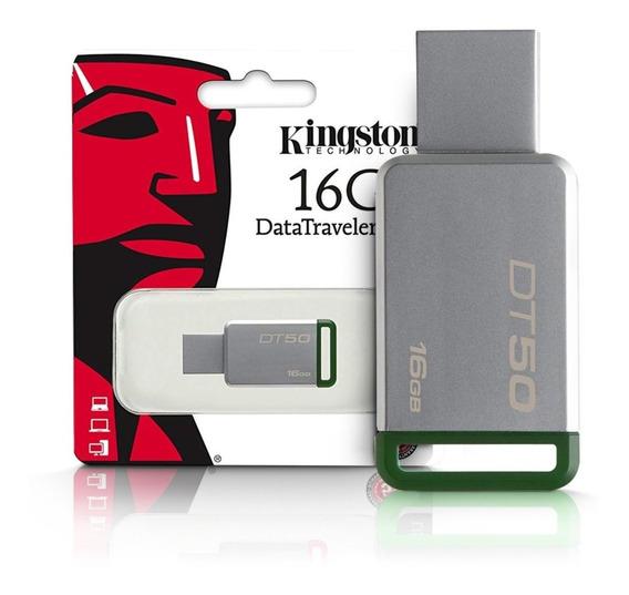 Kingston Datatraveler 50 16gb