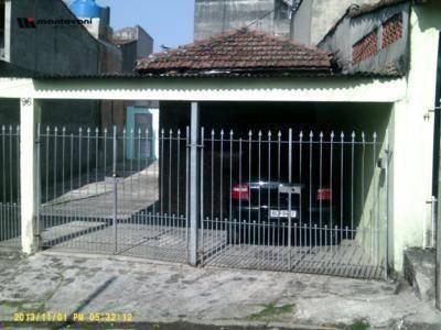 Terreno À Venda, 328 M² - Vila Diva (zona Leste) - São Paulo/sp - Te0031