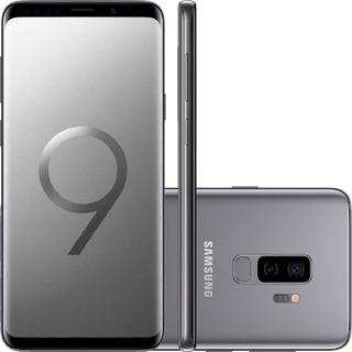 Galaxy S9 Plus Prata 128 Gb Anatel Com Nf
