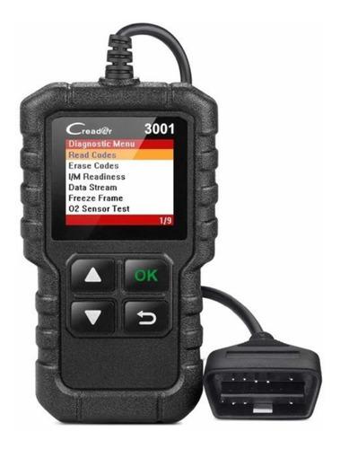 Imagen 1 de 7 de Escaner Automotriz Launch Scanner X431 Creader 3001 Obd2