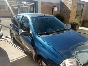 Renault Clio 1.6 1999/2000 Azul 5 Portas