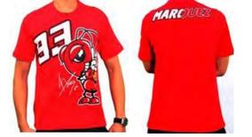 Playera Marc Marquez Mm93 Hormiga Motogp Envio Gratis