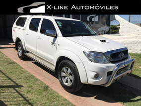 Toyota Hilux 3.0 Tdi Srv Cab Doble 4x2