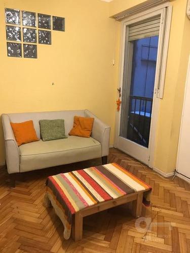 Palermo - Departamento 2 Ambientes- Amoblado- Alquiler Temporario - Sin Garantía
