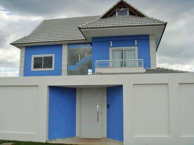 Casa Em Condomínio Para Locação Anual No Recreio Dos Bandeir - 000701-2