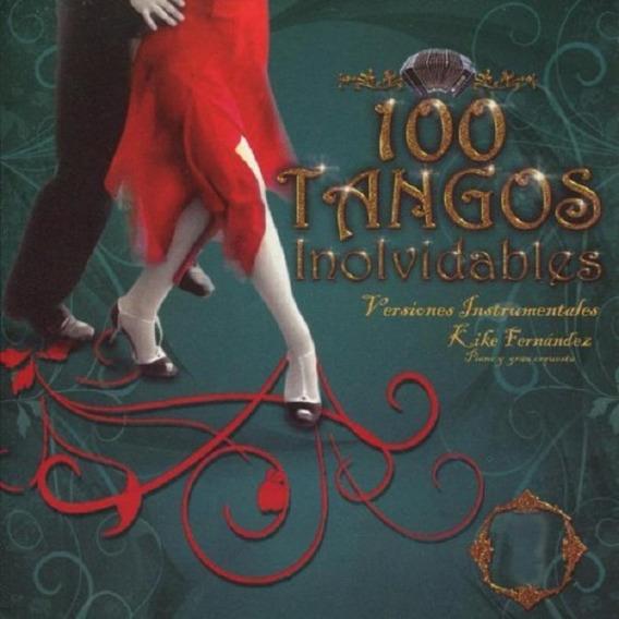 100 Tangos Inolvidables - 5 Cds + Dvd Instrumental