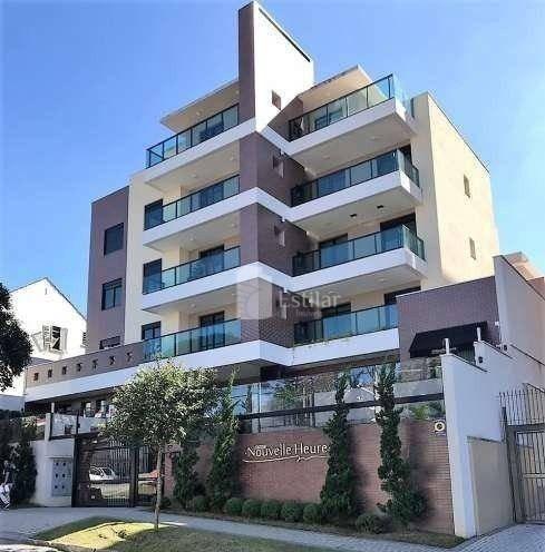 Imagem 1 de 29 de Apartamento 02 Quartos (01 Suíte) E 02 Vagas No São Francisco, Curitiba - Ap3590