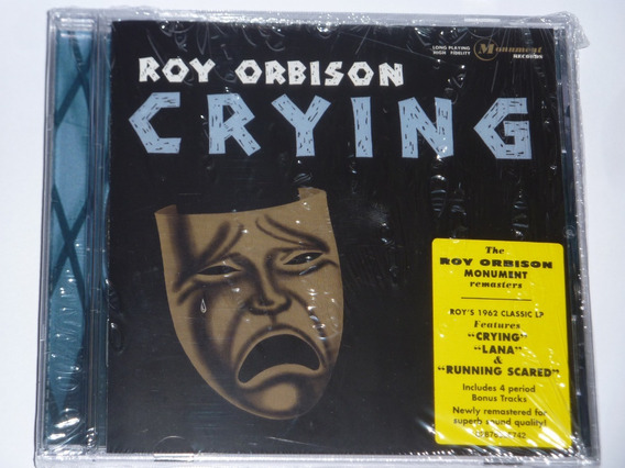 Roy Orbison Crying-remaster Con Bonus-nuevo