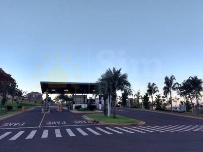 Vendo Terreno Em Ribeirão Preto. Condomínio Alphaville. Agende Sua Visita. (16) 3235 8388. - Te03086 - 4801318