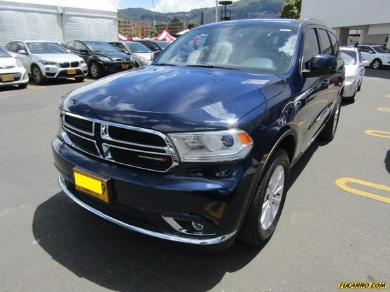 Dodge Durango 3.6 At Awd 7 Puestos