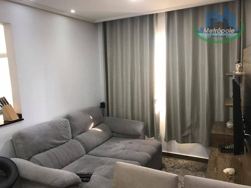 Apartamento À Venda, 45 M² Por R$ 255.000,00 - Ponte Grande - Guarulhos/sp - Ap0865