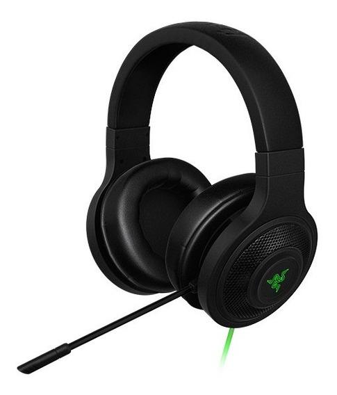 Headset Gamer Razer Kraken Essential P2 - Pc Ps4 Xbox