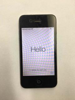 iPhone 4 8 Gb Botão Iniciar Não Funciona