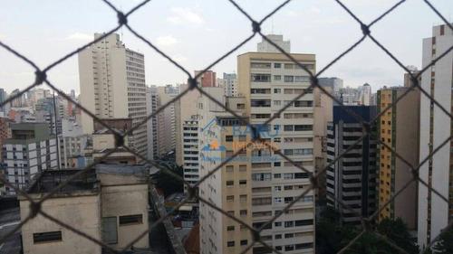Imagem 1 de 14 de Kitnet Com 1 Dormitório À Venda, 34 M² Por R$ 320.000,00 - Higienópolis - São Paulo/sp - Kn0126