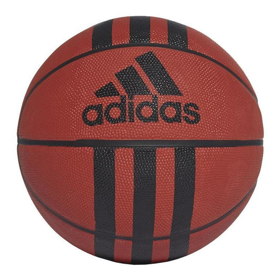 adidas Balón De Basketball 3-stripes D 29.5 - Naranja