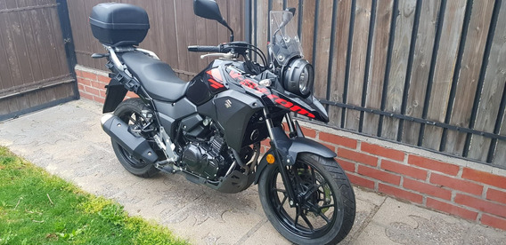 Susuki V Strom 250 Cc Abs Impecable