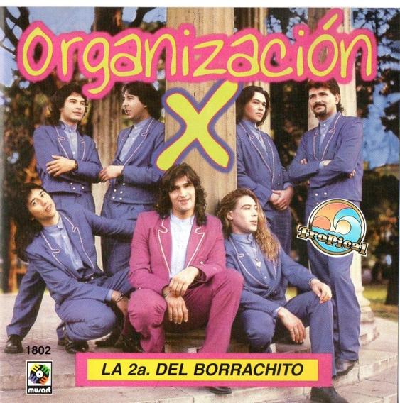 Cd Grupo Organizacino X