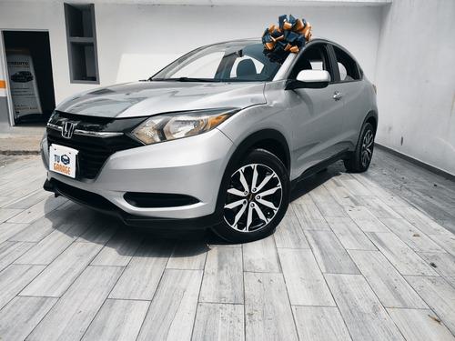 Imagen 1 de 15 de Honda Hr-v 2018 1.8 Uniq Mt