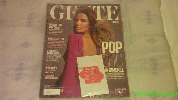 *jl Revista Gente N.712 Luciana Gimenez - Setembro 2014*