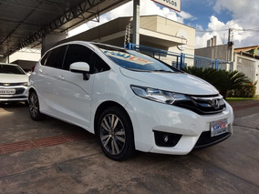 Honda Fit Ex-cvt 1.5 16v 4p 2015