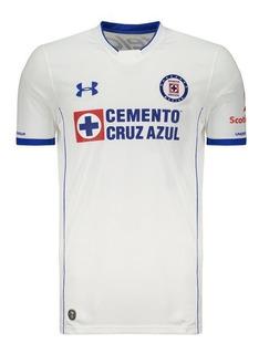 Camisa Under Armour Cruz Azul Away 2018 Oficial