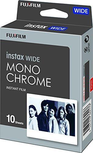 Fujifilm Instax Wide Pelicula Monocromatica