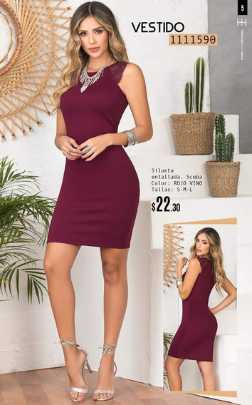 Se Vende Vestidos De Catalogo Para Damas
