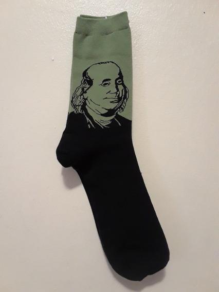 Medias / Calcetines Benjamin Franklin [producto Importado]