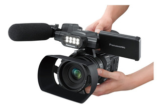 Camara De Video Panasonic Ag Ac30