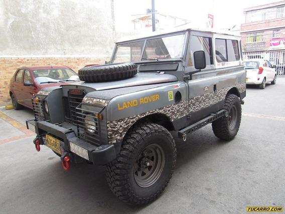 Land Rover Santana Jeep 2300