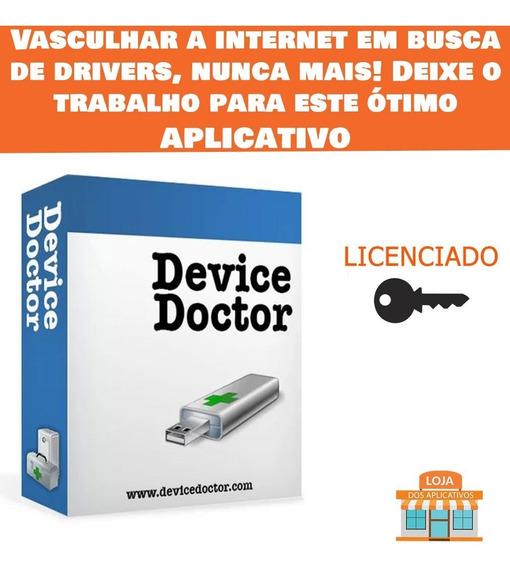 Device Doctor/baixe E Atualize Os Drivers Do Computador