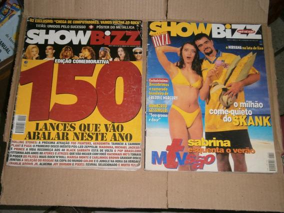 Show Bizz - R$ 10,00 Cada