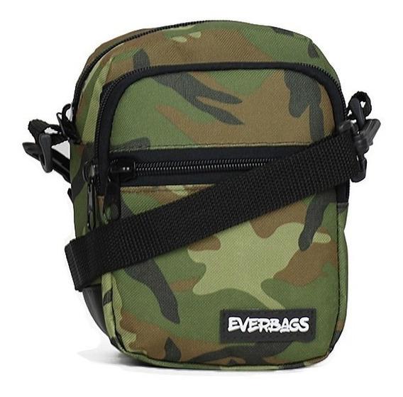 Shoulder Bag Mini Everbags Bolsa Tira Colo Necessaire