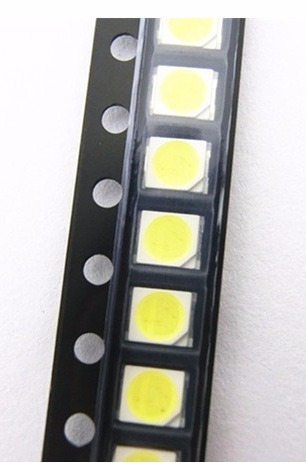 Led 2835 Smd 3v 1w Backlight Tv - Kit C/ 10 Peças