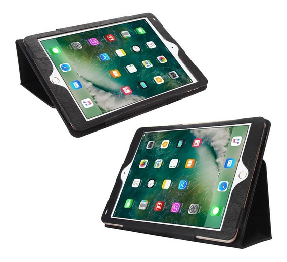 Capa Case New 32gb Wifi iPad 2017 Em Couro Pu 9,7 A1822