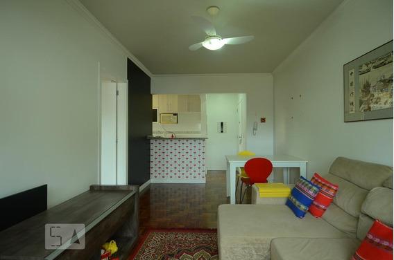 Apartamento Para Aluguel - Centro Histórico, 1 Quarto, 58 - 893056601