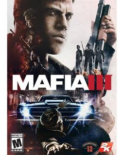 Mafia 3 Ps4 Nuevo Sellado Oferta !!!