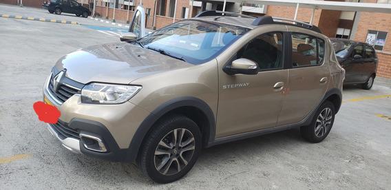 Renault Stepway Cvt Intens 2021 Como Nuevo