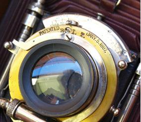 Câmera Kodak Cartridge No 4 1897