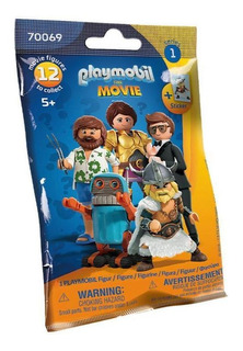 Playmobil 70069 Figuras Playmobil: The Movie (serie 1)