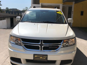 Dodge Journey Se 4 Cilindros Muy Economica