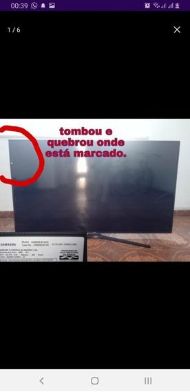 Tv 65 Polegadas Samsung E Possui Nota Fiscal Caso Precise