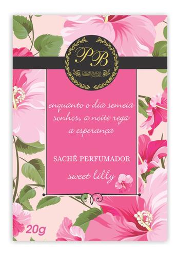 Sachê Perfumador Premium Floral 20 G
