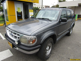 Ford Explorer Xlt At 4000cc Aa