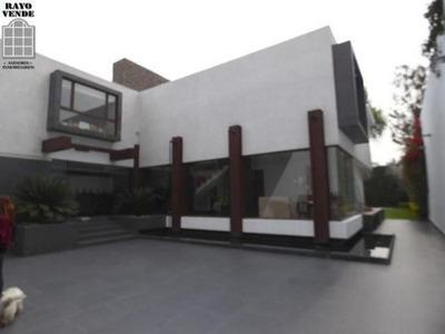 (crm-5206-240) Hermosa Casa Excelente Ubicacion En Pedregal