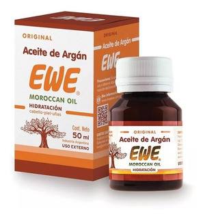 Ewe Aceite De Argán Puro Moroccan 50ml Magistral Lacroze