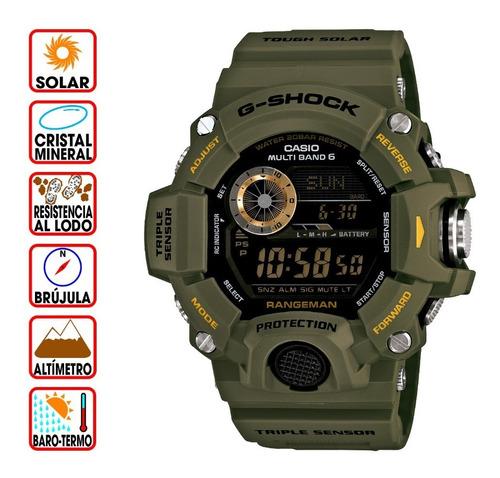Casio G-shock Master Of G Rangeman Gw-9400-3