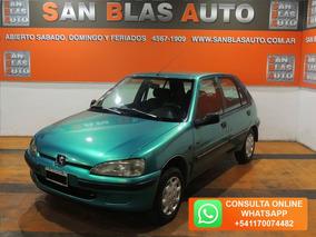 Peugeot 106 1.4 Xr 1998 Base San Blas Auto